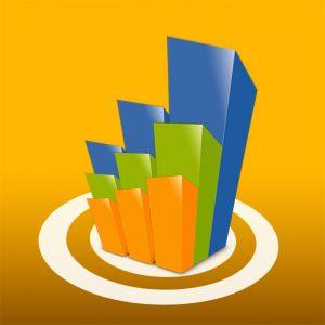Bar graph chart