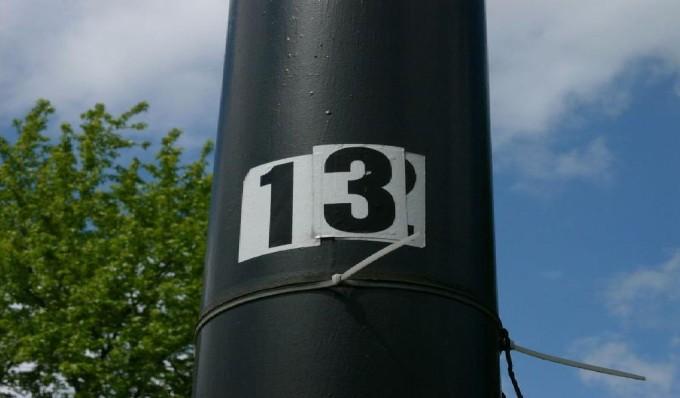 法人番号は13桁